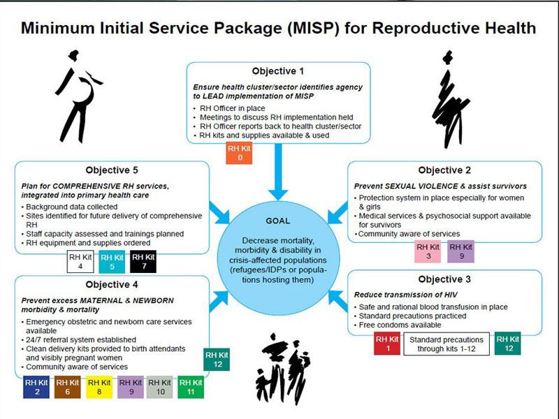 حداقل بسته خدمات اولیه (MISP)