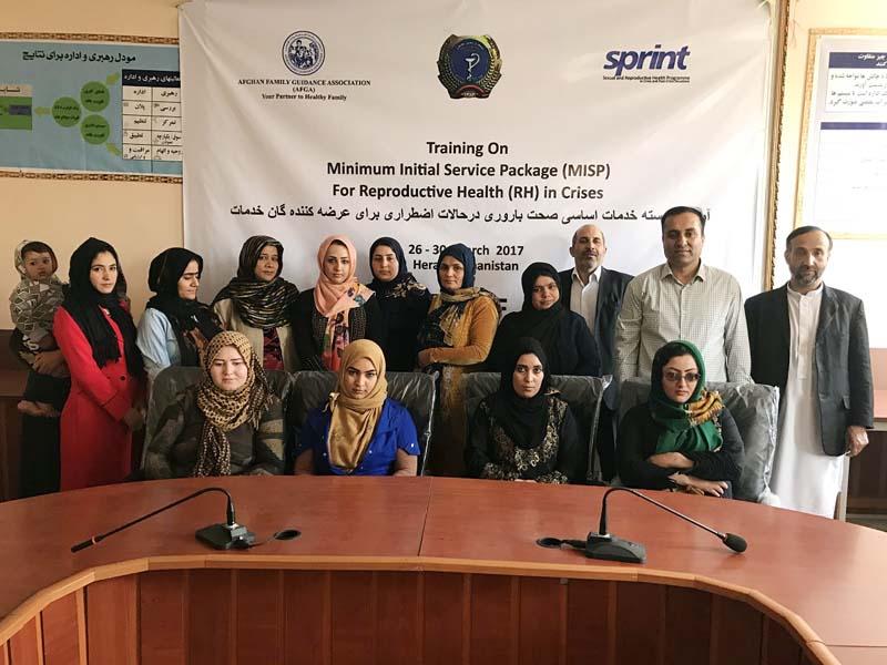 MISP Training – Herat